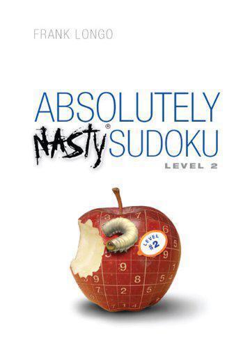 Mensa Absolutely Nasty Sudoku Level 2 (Mensa) (Official Mensa Puzzle Book) by Fr