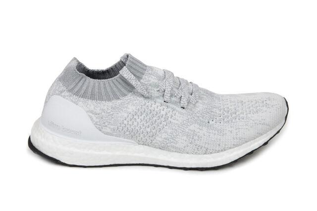 94cb22fe1e522 ... switzerland adidas originals ultraboost uncaged in white core black  da9157 free shipping b0ce6 fa0b0