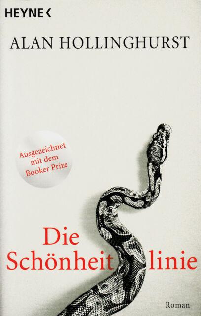 *~ Die SCHÖNHEITSLINIE - Alan HOLLINGHURST   tb (2007)