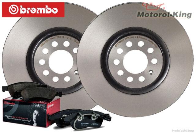 BREMBO Bremsenset MERCEDES GL-KLASSE +  M-KLASSE + R-KLASSE Vorne 350MM