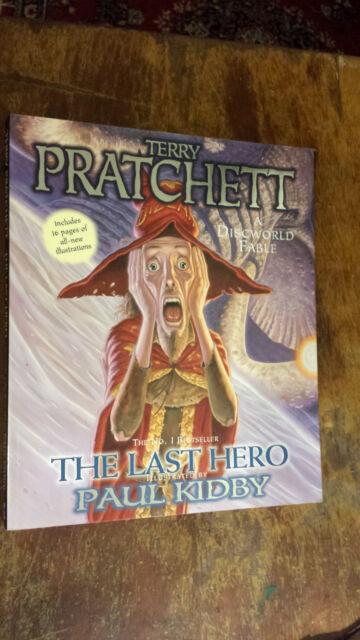 The Last Hero (GollanczF.) by Pratchett, Terry LGE/PB