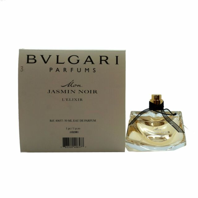 Bvlgari Mon Jasmin Noir L'elixir By Bvlgari Eau De Parfum 1.7 Oz *tester