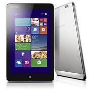 Lenovo Miix2 64GB, Wi Fi, 8in  Black Tablet