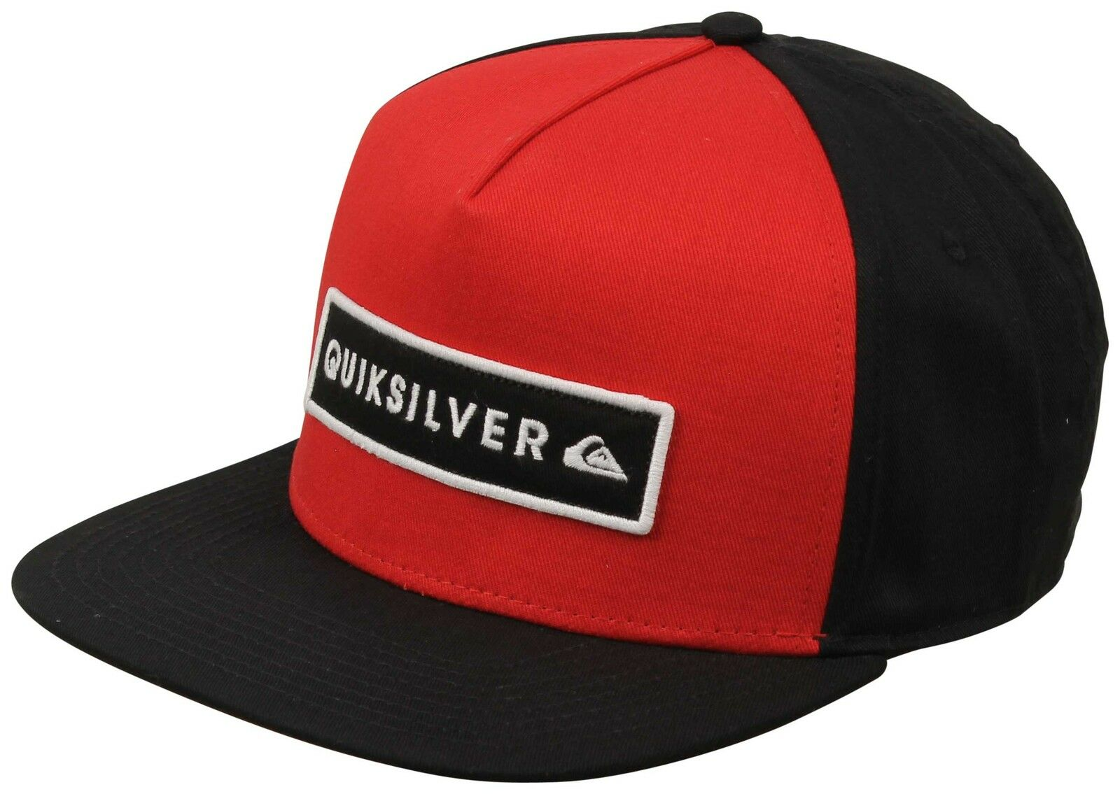 14c46ae32e8 Quiksilver Men s Simplay Hat - Choose Sz color Quick Red One Size