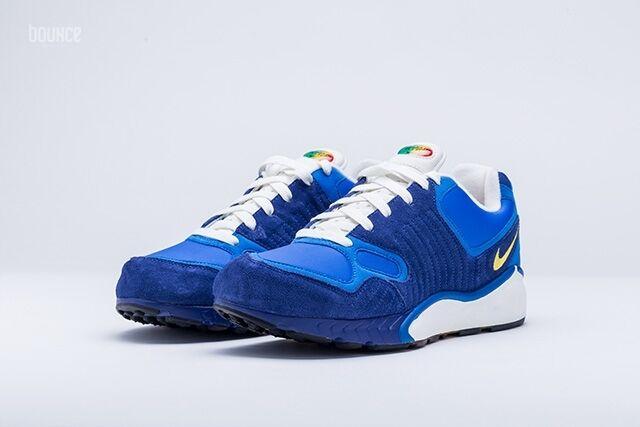 Men's Nike Zoom Talaria '16 Athletic Fashion Sneakers 844695 401 Scar Vivid Surf