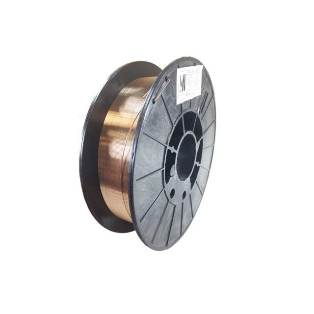 Ercusi-a .030 X 10 LB Spool Silicon Bronze Copper Welding Wire | eBay