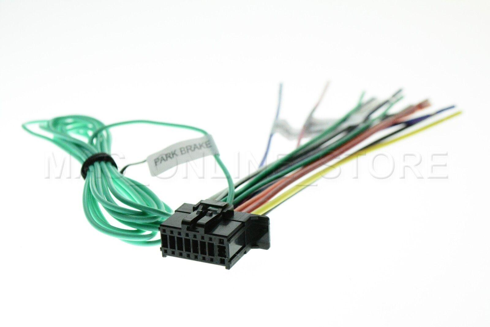 Wire Harness For Pioneer Avic 7201nex Avic7201nex Ebay Electronics Wiring Diagram