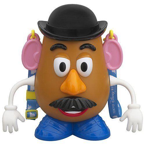 Disney Popcorn Bucket Toy Story Mr Potato Head Resort Limited | eBay