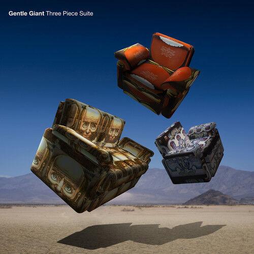 Gentle Giant - Three Piece Suite (steven Wilson Mix) [New CD] Bonus Track, Digip