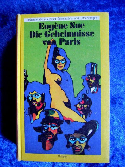 """""""Die Geheimnisse von Paris"""" von Eugène Sue (Joseph-Marie Sue)"""