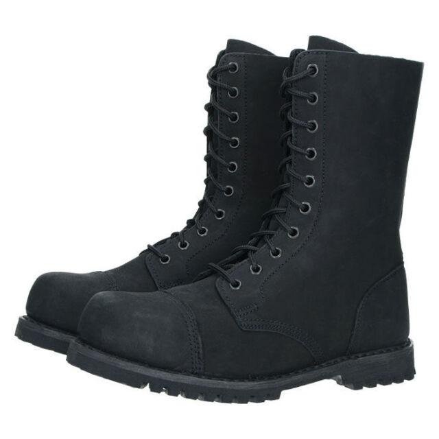 Brandit Phantom Boots 10-Eye Boot Nero (nero), 47