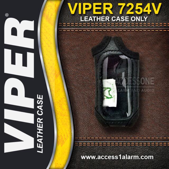 Viper model 5204v responder le 2 way security remote start system viper 7254v or 7251v 2 way led remote control protective leather case 5204v publicscrutiny Images