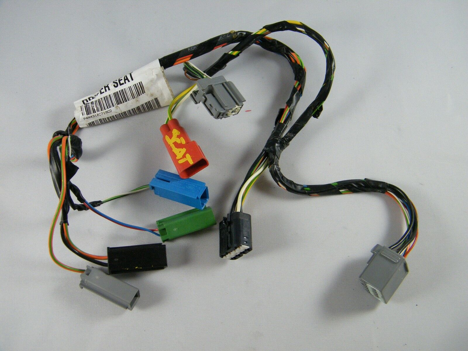 s l1600 2004 jaguar x type oem passenger side front power seat wiring 2004 Jaguar X-Type Interior at readyjetset.co