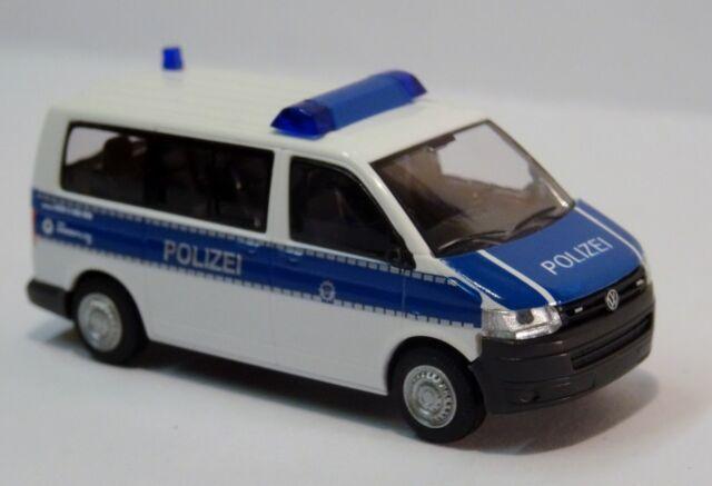 Rietze: VW T5 GP Bus  Polizei Bundespolizei - 53424
