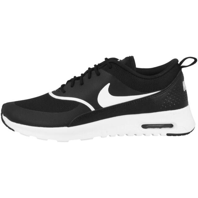 NIKE AIR MAX THEA Sneaker Scarpe da donna nero 599409 028