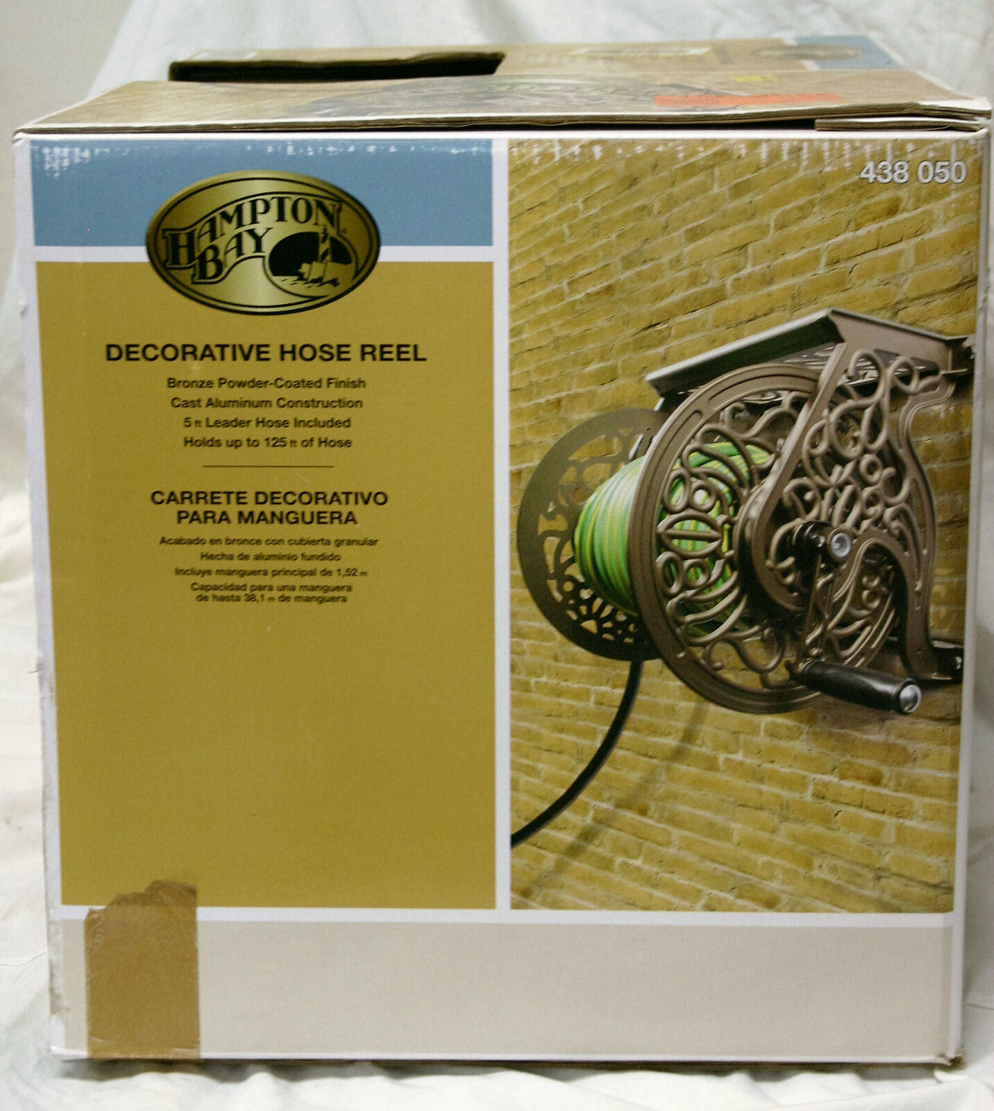 Fine Decorative Hose Reel Wall Mount Gallery - The Wall Art ...