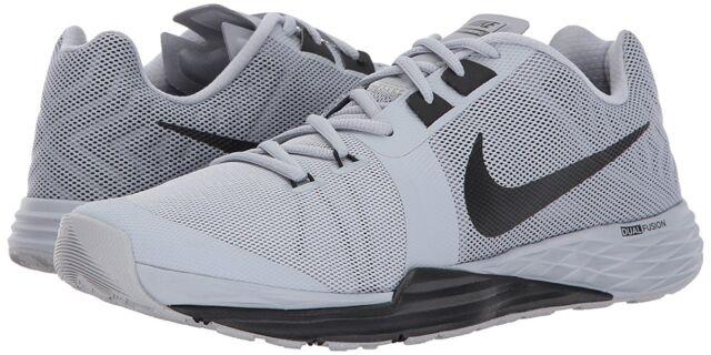 Men's Nike Train Prime Iron DF Training Shoes, 832219 003 Sizes 8.5-9 Wolf