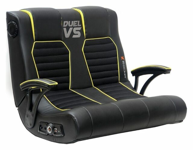 X-Rocker Duel vs Double Gaming Chair - RKH21