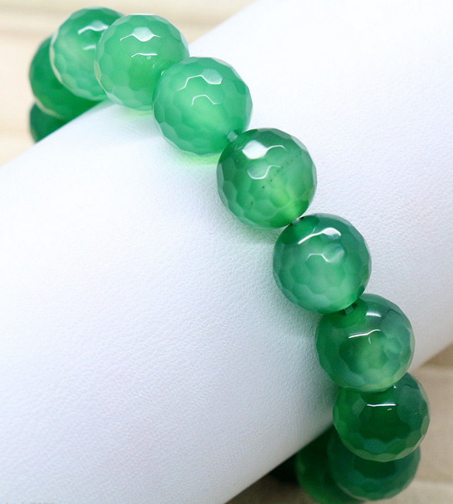 product emerald round aaa faceted stone grade