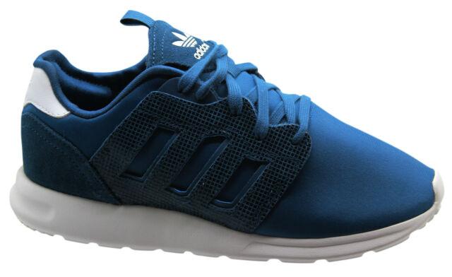 Adidas Originals ZX 500 2.0 Womens Trainers Shoes Blue White Lace M20898 U22