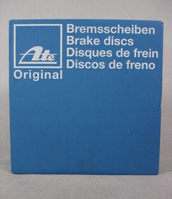 2 Stück ATE 24.0110-0225.1   Bremsscheibe Opel Vectra ua. Bj.95-   NEU OVP
