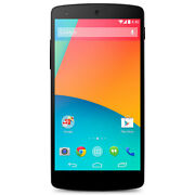 LG Nexus 5  32 GB  Black  Smartphone