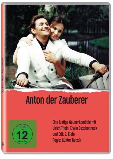 Anton der Zauberer - DVD - Neu u. OVP