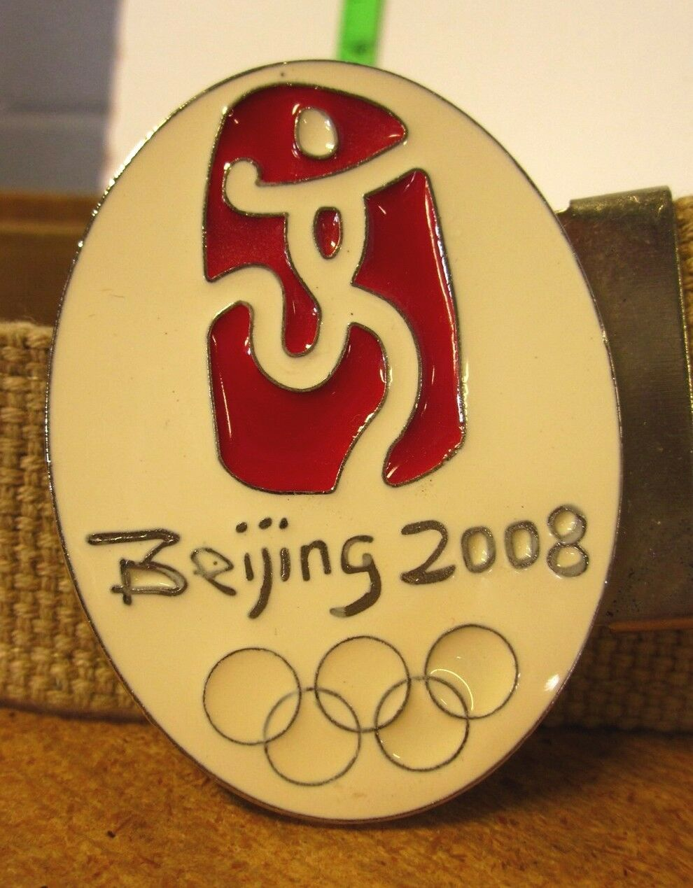 Beijing 2008 olympics import belt summer games xxix olympiad china picture 1 of 4 biocorpaavc Choice Image