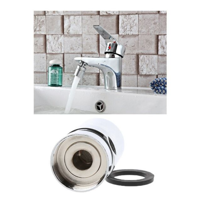 Chromed 22mm Swivel Water Saving Tap Aerator Faucet Nozzle Spout ...