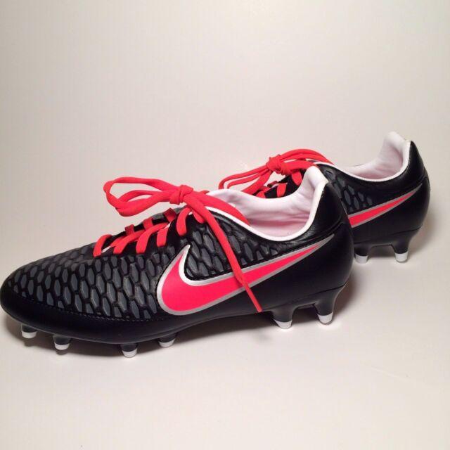 Nike Women's Magista Onda FG Soccer Cleats Style Black/ Orange 658569 061  SZ 6.5