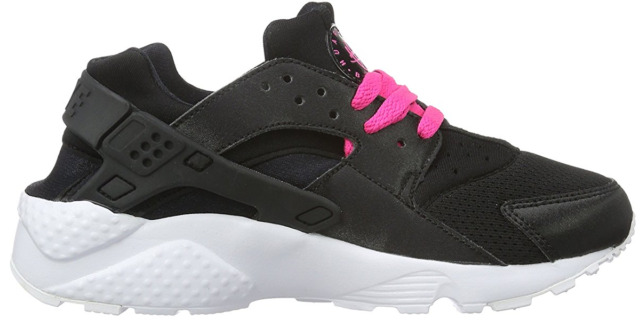 Nike Huarache Run Sneaker Scarpe sportivi da corsa running nero 654280 007 SALE