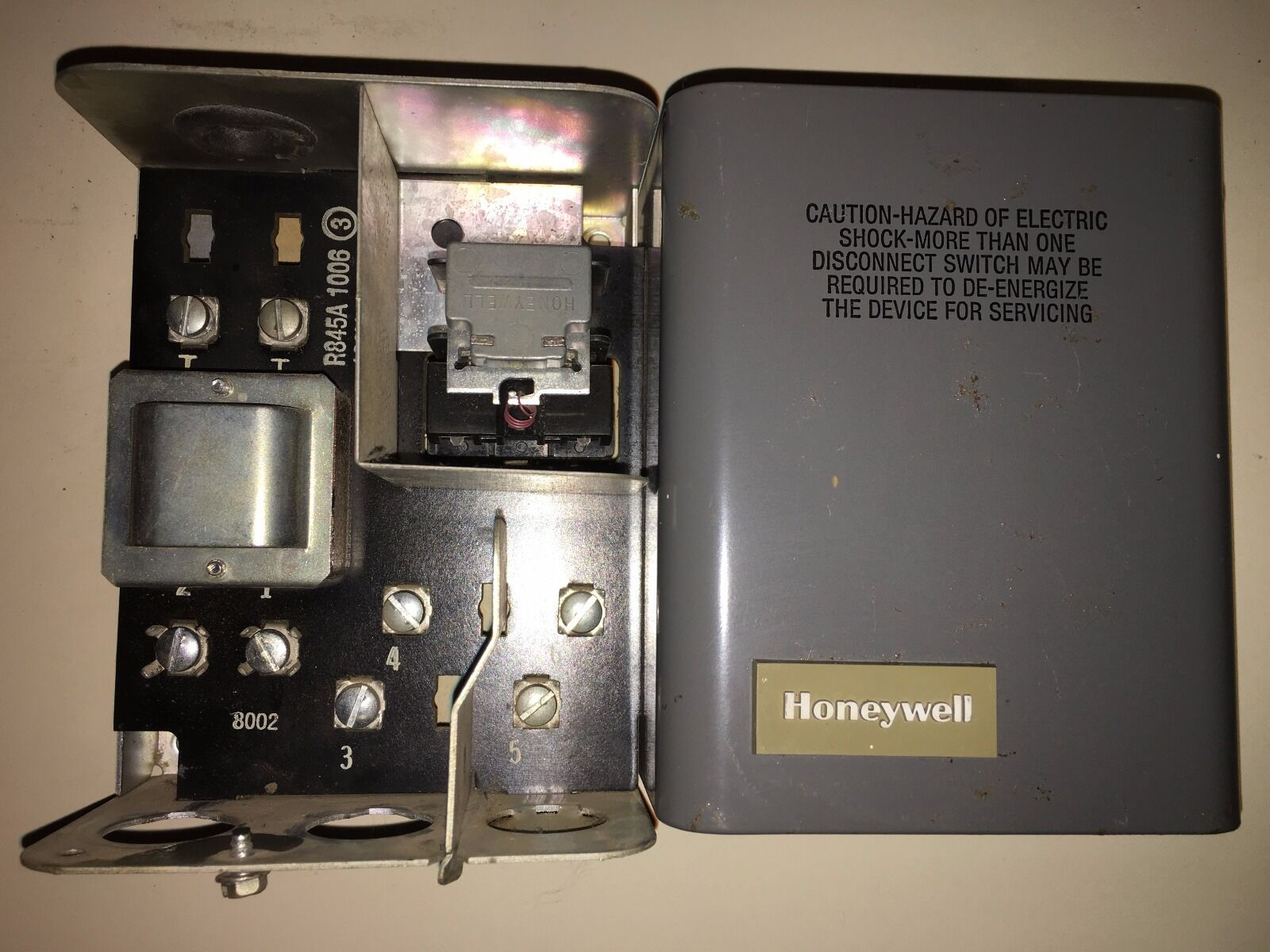 R845 Honeywell Switching Relay Wiring Diagram Diagrams Primary Control 29 Images Burner