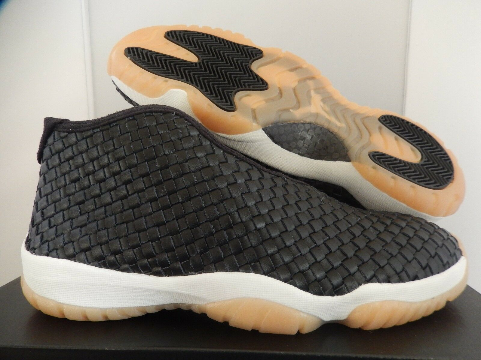huge selection of acfa7 16d96 ... shopping nike air jordan future premium black sail gum yellow sz 12  652141 dd8b0 88f4a ...