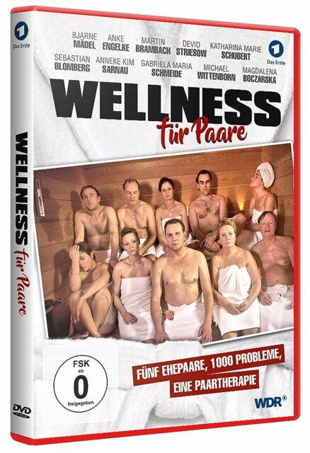 Wellness für Paare (Anke Engelke, Bjarne Mädel, WDR) DVD NEU + OVP!