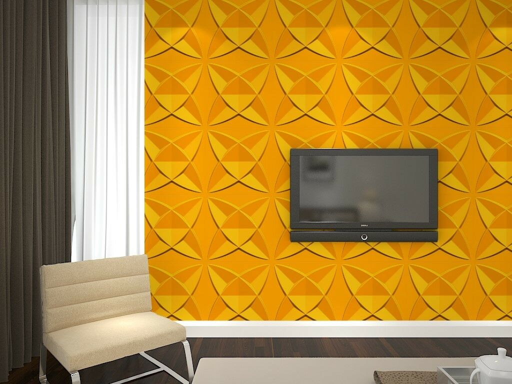 3d Wall Panels Textured Design Art Pack of 12 Tiles 32 Sqf Mod ...