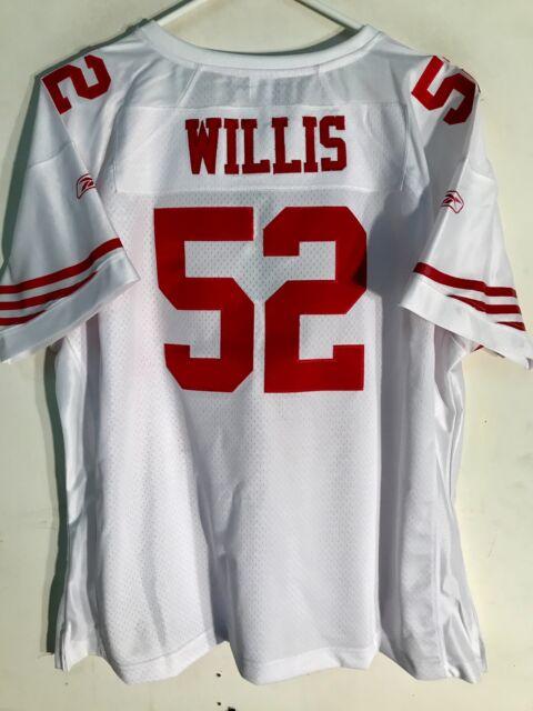 49ers reebok jersey