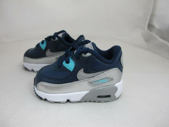 BRAND NEW TODDLERS AIR MAX 90 LTR 833379-403