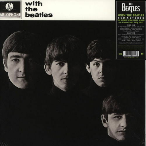 The Beatles - With The Beatles (180g Vinyl LP) NEW/SEALED