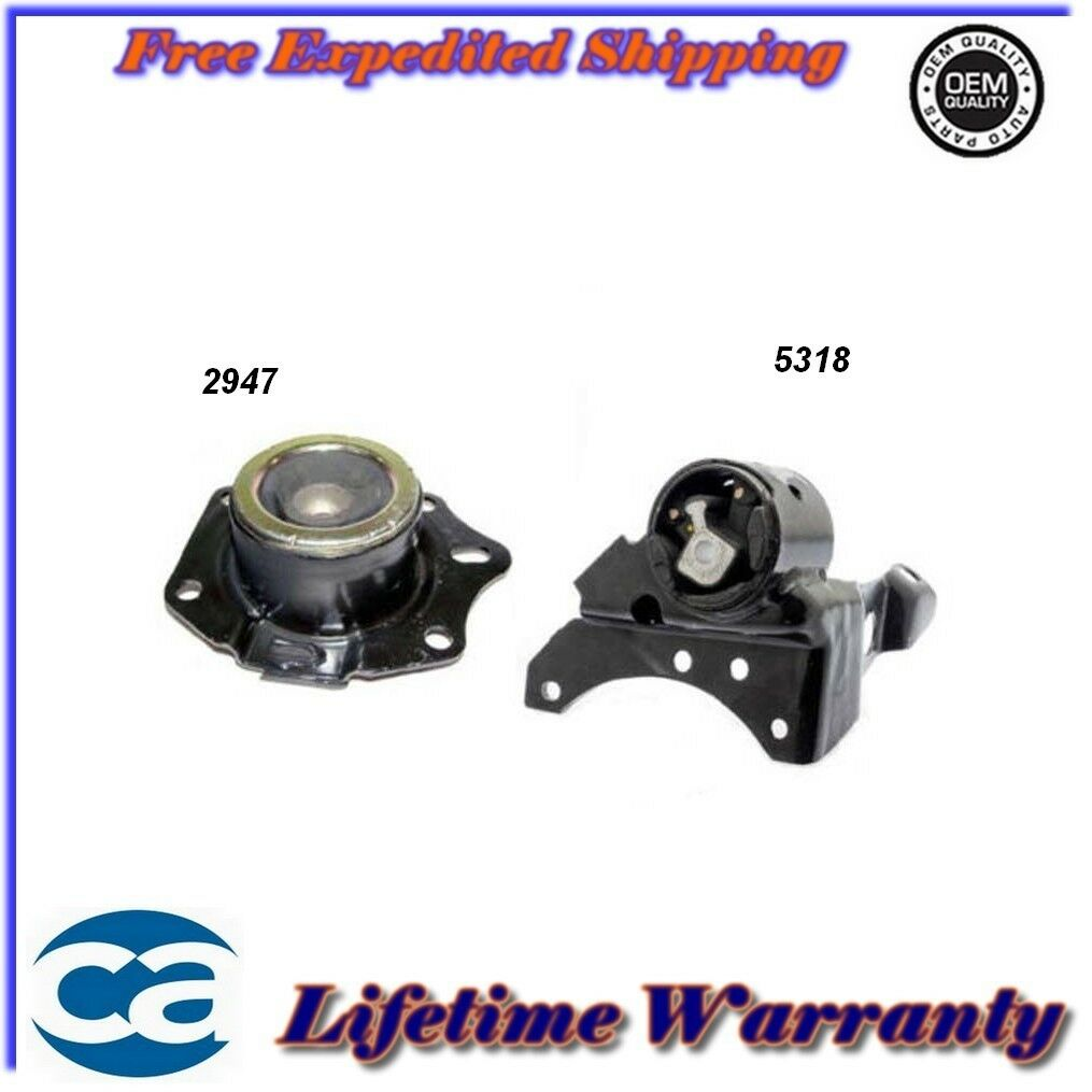 A2947 A5318 Transmission Engine Mount Dodge Neon 03 05 Ebay Mounts Picture 1 Of