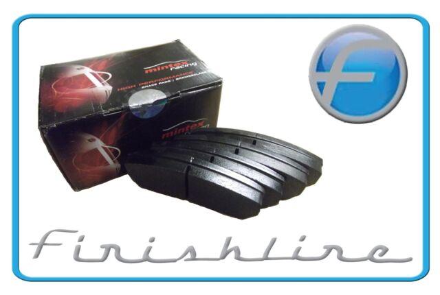 Mintex Racing Brake Pads 1419 F4R 17.00 fits MGF/MG TF/Rover 100 Metro Front