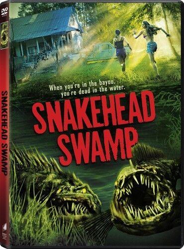 Snake Head Swamp (2014, DVD NEW)