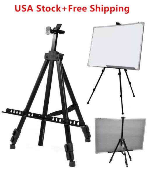 Artist Field Studio Display Painting Adjustable Tripod White Board