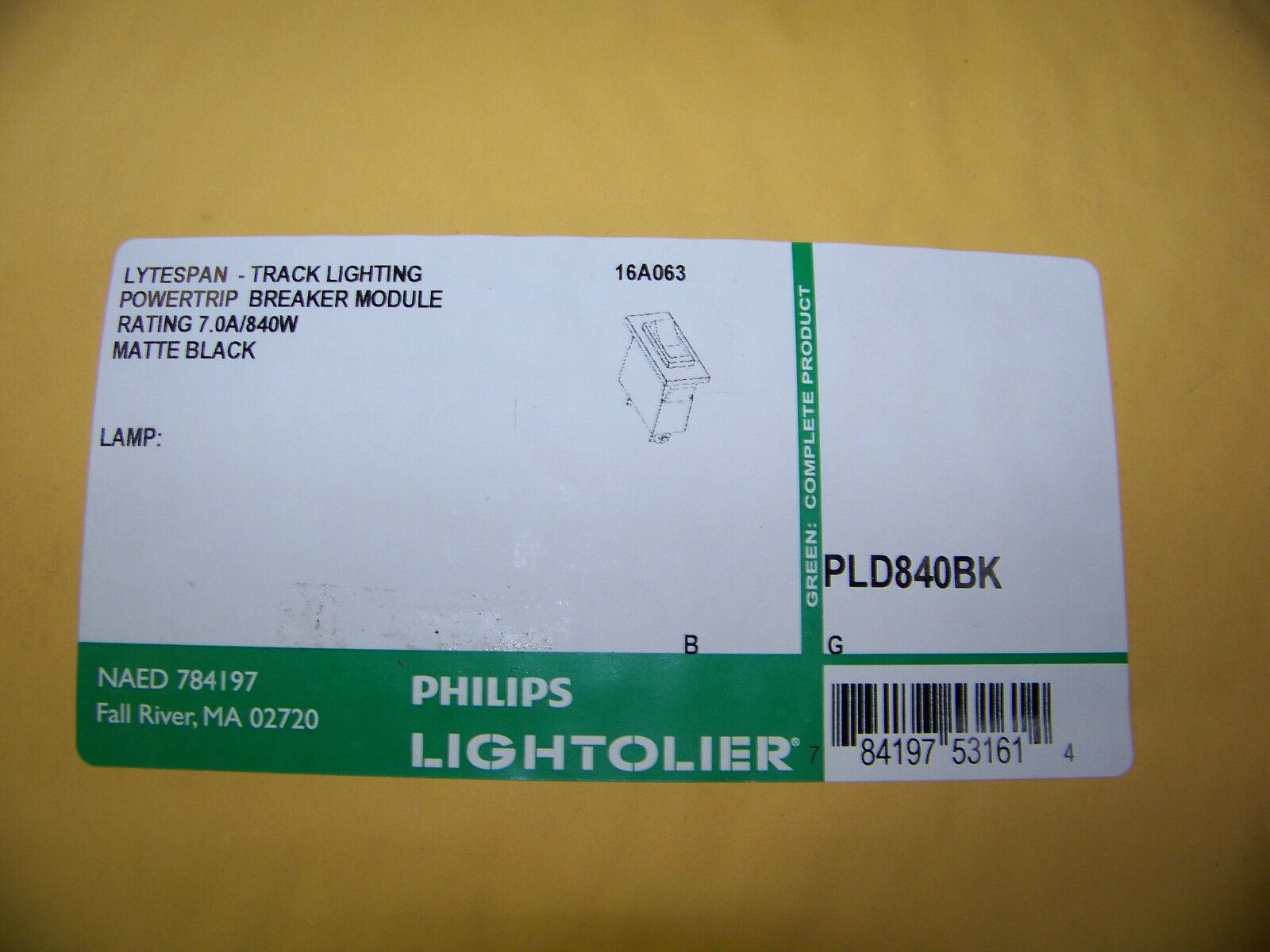 Philips lightolier lytespan track lighting powerstrip breaker picture 1 of 2 mozeypictures Image collections