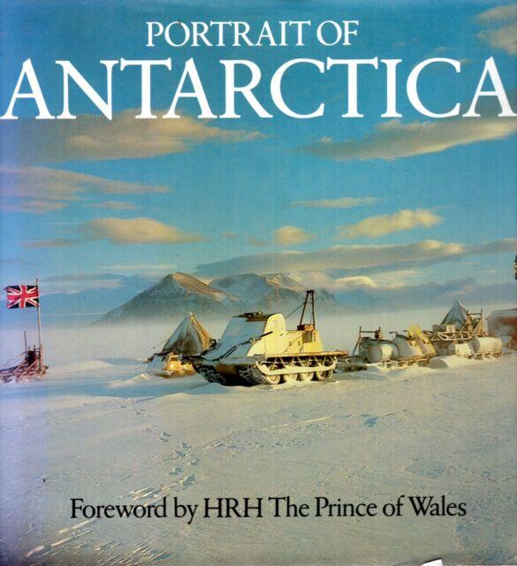 Various Contributors PORTRAIT OF ANTARCTICA Hardback BOOK