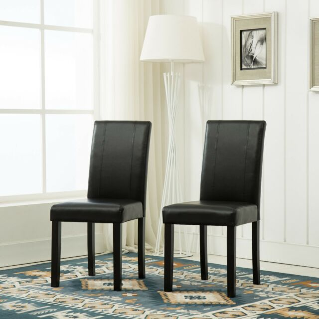 faux leather restaurant dining chairs. picture 3 of 4 faux leather restaurant dining chairs