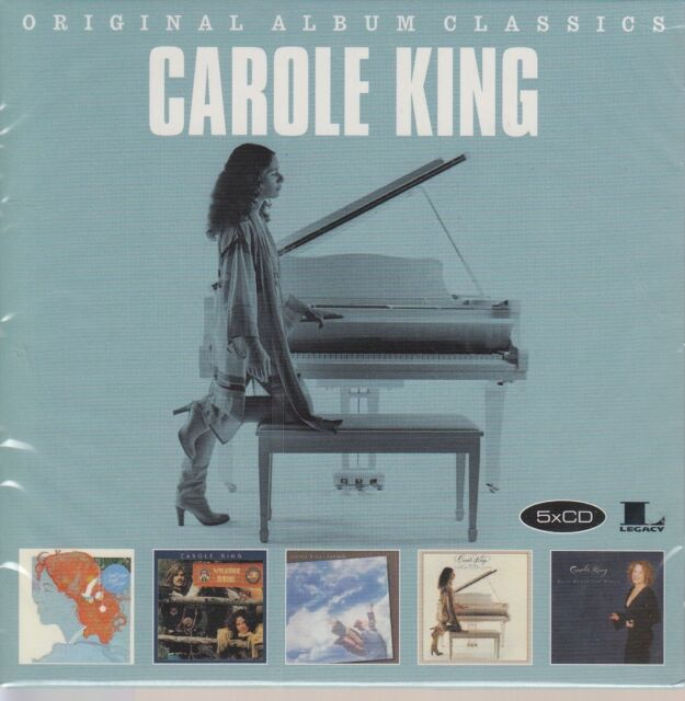 Carol King / SimpleThings, Welcome Home, Touch the Sky u. a. (5 CDs,NEU,OVP)