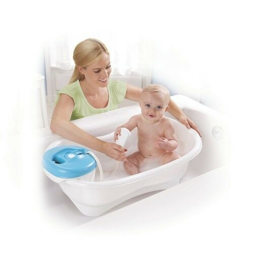 Summer Infant Newborn-to-Toddler Bath Center and Shower Tub   eBay