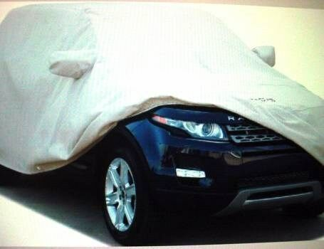 Land Rover Range Evoque 2012 Genuine Water Proof Car Cover VPLVP0112