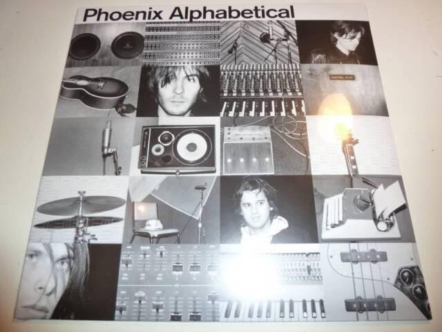 PHOENIX - Alphabetical ***Vinyl-LP***NEW***sealed***