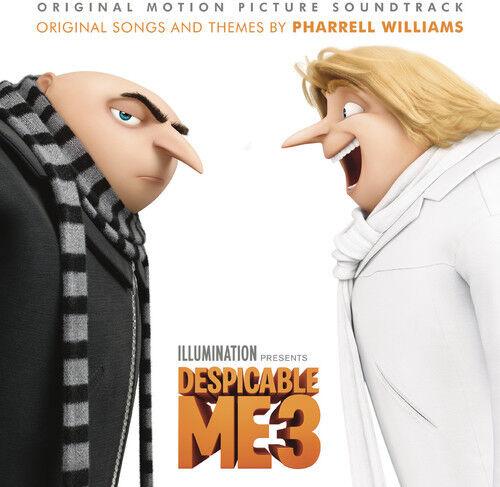 Various Artists - Despicable Me 3 (Original Soundtrack) [New CD]